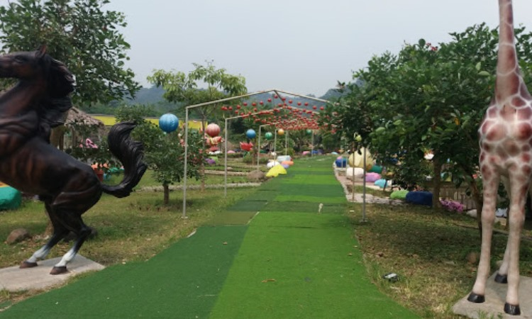 Alamat Cikao Park