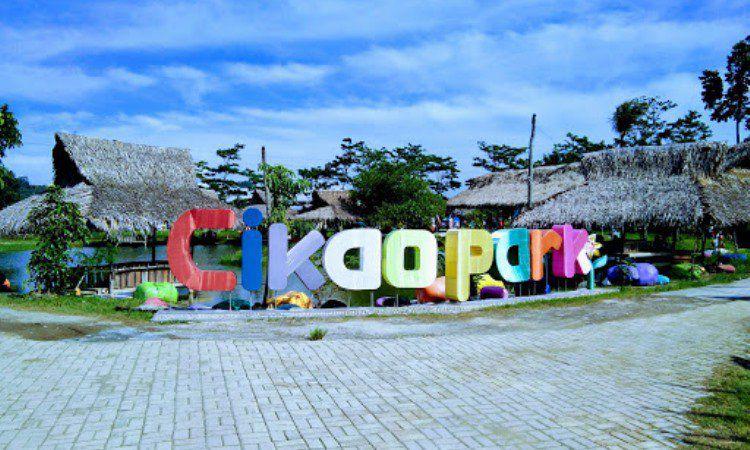 Lokasi Cikao Park