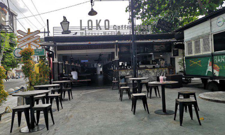 LOKO Coffee Shop Malioboro